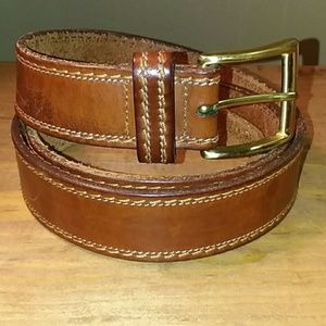 Cole Haan Mens Leather Belt size 34
